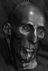 Gericault's death mask