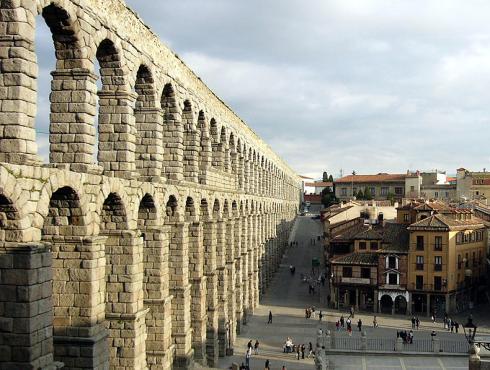 Lugdunum aqueduct