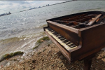 marooned piano