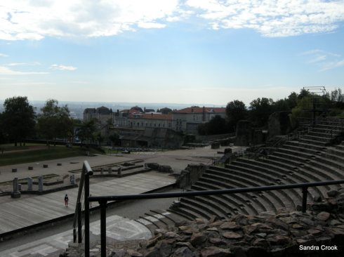 The Amphitheater of the Three Gauls
