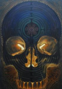 Skull Maze