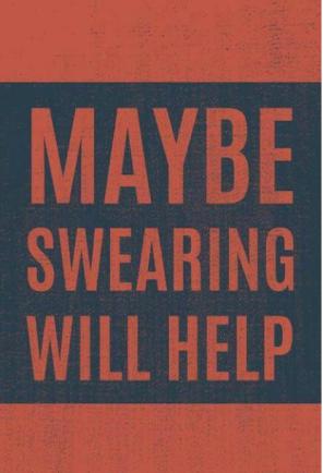 AAAAAMaybe swearing